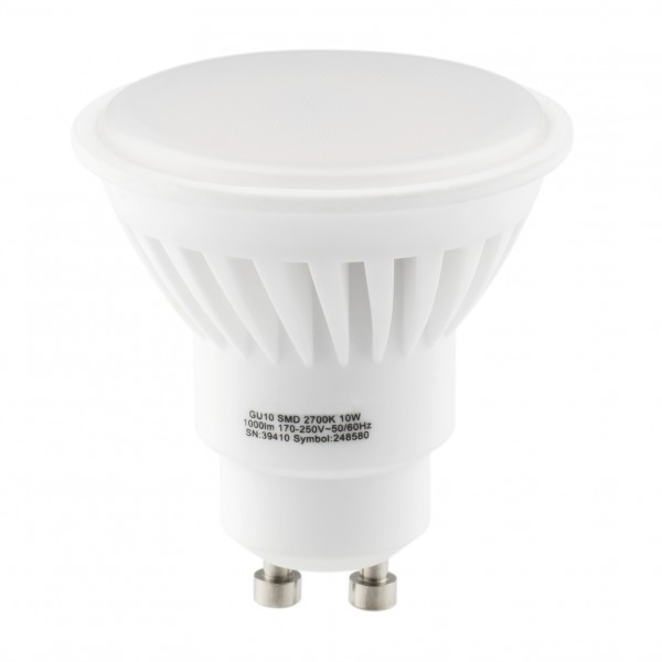 GU10 10Watt LED Warmweiss
