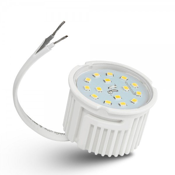 7Watt ultra flache LED Neutralweiss DIMMBAR