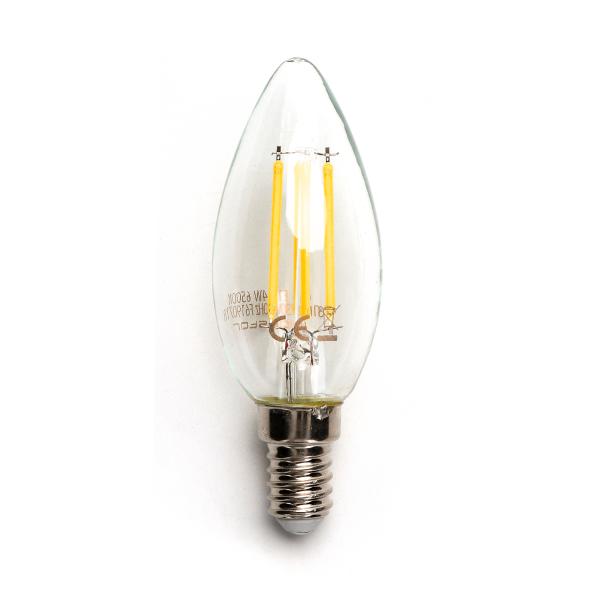 E14 4Watt Filament LED Leuchtmittel 2700Kelvin Warmweiß