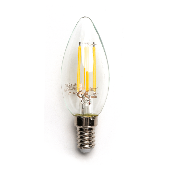 E14 4Watt Filament LED Leuchtmittel 2700Kelvin Warmweiß