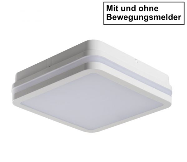 LED Decken- Wandleuchte Beno 18Watt IP54 230V
